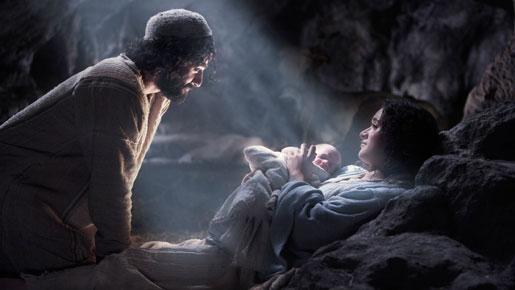 イエスはマリアから生まれた