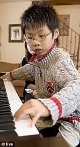 a born musician