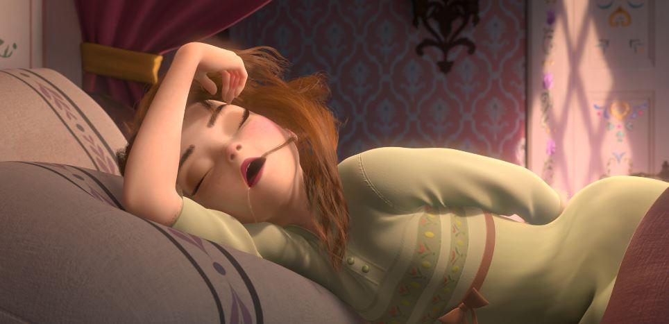 Princess Anna?