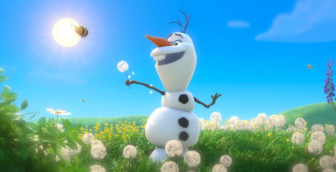 Olaf ♪ In Summer ♪