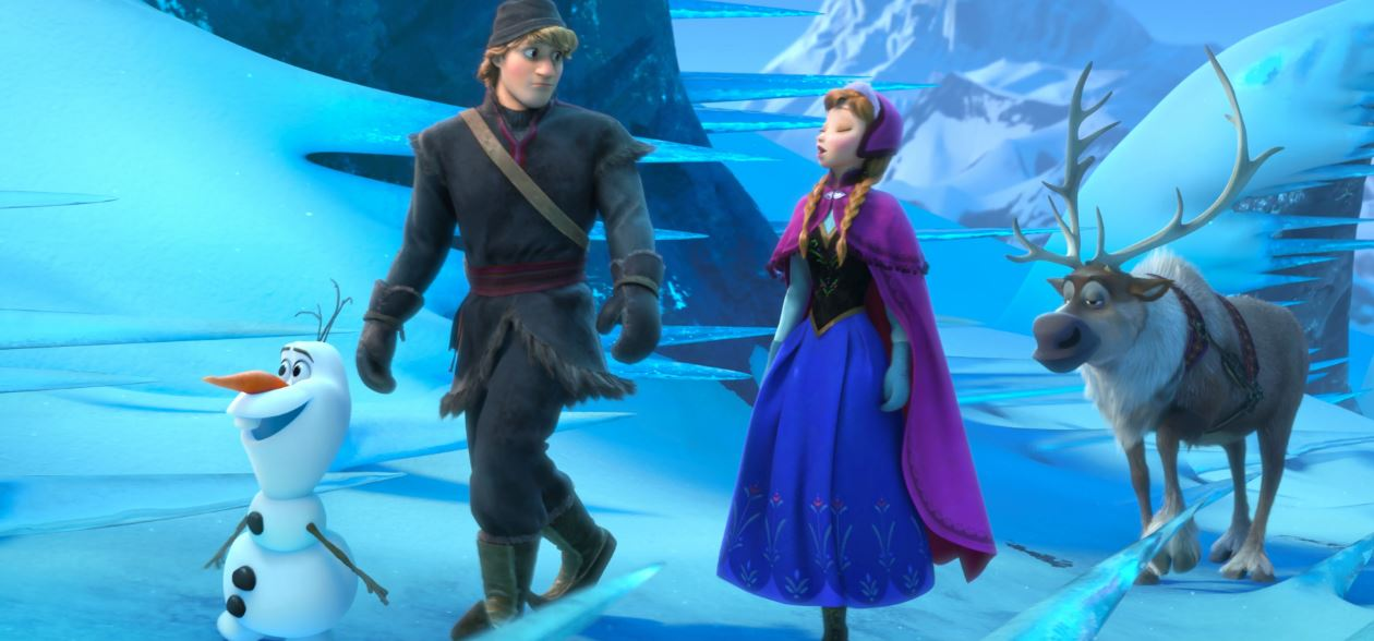 Kristoff: So how exactly are you planning to stop this weather?